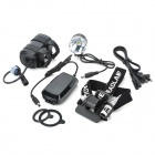 MagicShine CT-808 SSSC Z7 IPX4 Waterproof 3-Mode 900lm LED Bike Light