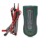 MASTECH MS8906 Voltage Continuity Phrase Tester (12~600V LED Indicator)