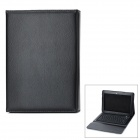 Bluetooth V3.0 76-Key Keyboard w/ Protective PU Leather Case for Samsung N8000 / N8010 / 10.1""