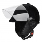 Fashion Motorcycle Outdoor Sports Racing Riding Helmet - Black