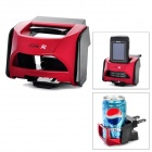 Lihu SD-57 Car Air Vent Cellphone / Drink Holder - Red