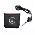 JBM MJ8600 3.5mm Plug In-Ear Earphones - Iron Grey