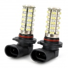 9006 4.7W 480lm 68-SMD 1210 LED White Light Car Fog Lamp (12V / 2 PCS)