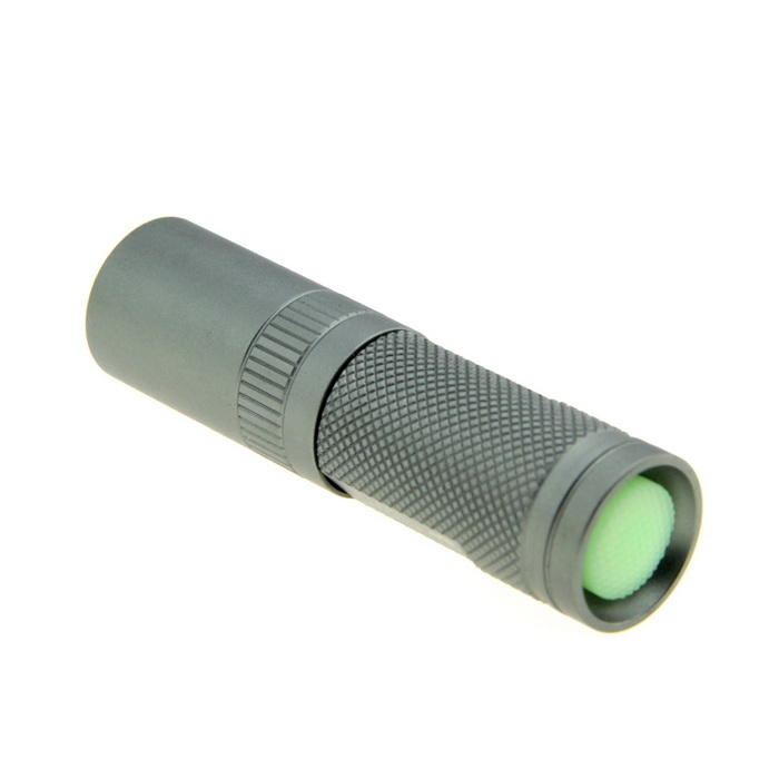 UltraFire A1 5-Mode 230-Lumen LED Flashlight w/ Cree Q5-WC - Grey ...