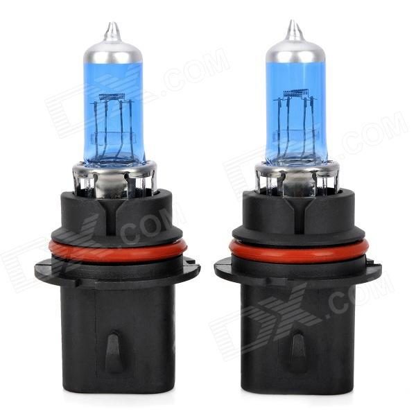 D&Z 9004 65W/45W 1320lm/770lm White Light Car Halogen Lamps (DC 12V / 2 PCS)