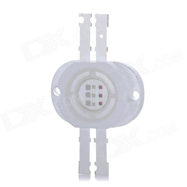 10W 1000LM RGB Light 9-LED Plate Module (9~11V)