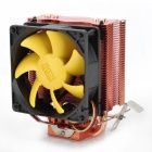 PCCOOLER S83 2200RPM CPU Heatsink + Cooling Fan - Copper + Black