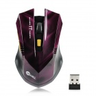 Jeway JM-6022 2,4 GHz 800/1200/1400 / 1600dpi Wireless Mouse - Purple