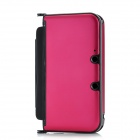 Protective Aluminum Flip Open Case for Nintendo 3DSLL / 3DSXL - Red