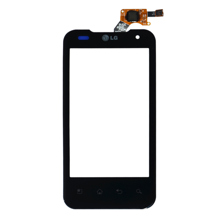 купить Replacement Touch Screen for LG P990 - Black недорого
