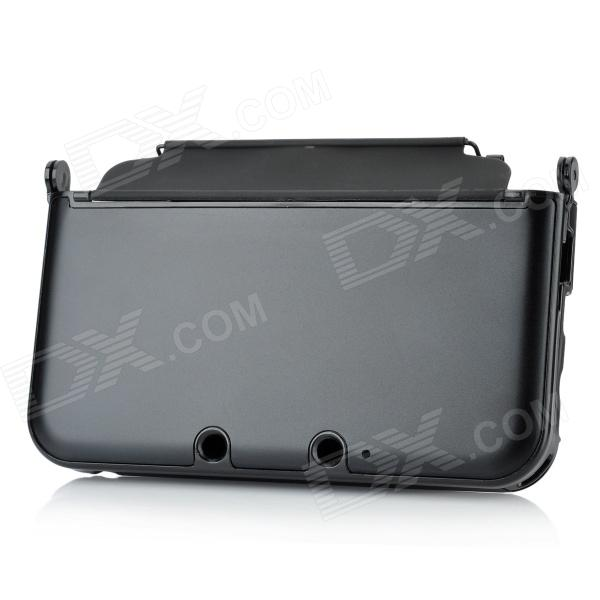 Protective Aluminum Flip Open Case for Nintendo 3DSLL / 3DSXL - Black рюкзак case logic 17 3 prevailer black prev217blk mid