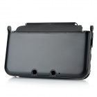 Protective Aluminum Flip Open Case for Nintendo 3DSLL / 3DSXL - Black