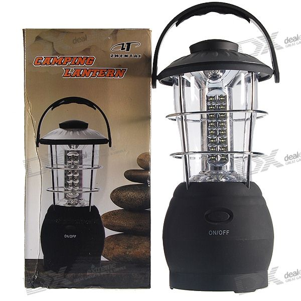 48-LED Super Bright Camping and Garden Lantern (4*D)