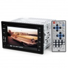 "DT-6208 6.2"" Touch Screen Car DVD Media Player w/ GPS / TV / Bluetooth / FM / Ipod Port"