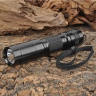 FandyFire C6-T60 860lm 5-Mode White Light Flashlight - Black (1 x 18650)