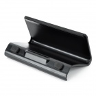 Durable Plastic Stand Holder for Wii U - Black