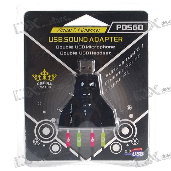 c-media-powered-diamond-virtual-71-surround-usb-20-sound-card-with-2speakers-2microphones