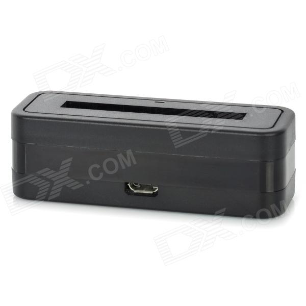 Mini Charging Dock Station for Samsung i9220 - Black