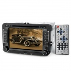 "7.0"" Touch Screen Car DVD Media Player w/ GPS / TV / Bluetooth / FM / Ipod / Canbus for Volkswagen"