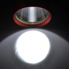UltraFire Cree XM-L T6 900lm 3-Mode White Light Bike Light Headlamp - Red + Black (4 x 18650)
