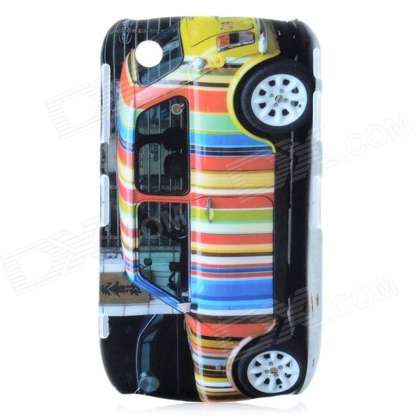 Polo Car Style Protective Plastic Case for Blackberry 8520 / 8530 панно ночной париж 3пр pannorama панно ночной париж 3пр