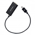Micro USB Male to MHL HDMI HDTV Adapter for Samsung i9300 Galaxy S3