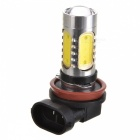 H11 10W 900lm 5-LED White Light Car Fog Lamp (10~30V)
