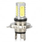 H4 10W 900lm 5-LED White Light Car Fog Lamp (10~30V)