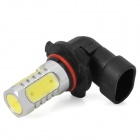 9005 10W 900lm 5-LED White Light Car Fog Lamp (10~30V)