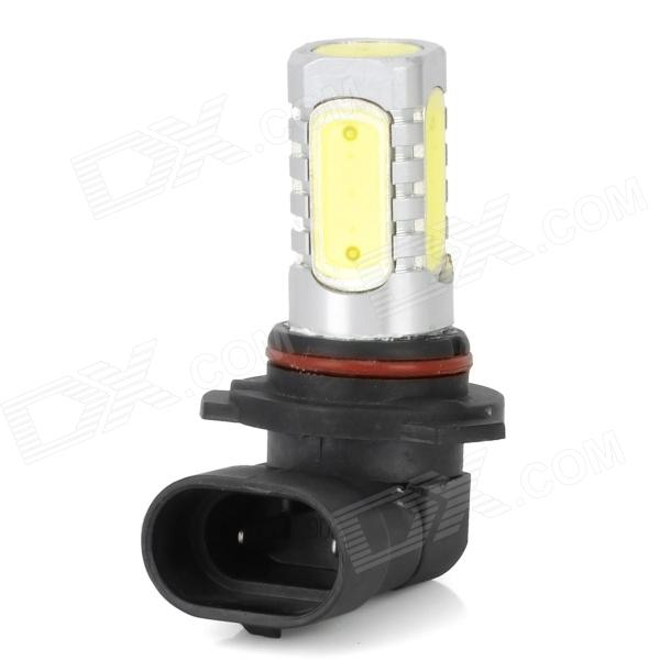 9006 10W 900lm 5-LED White Light Car Fog Lamp (10~30V)