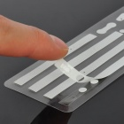Frame Edge Adhesive Sticker for Iphone 4 / 4S - White