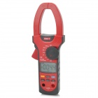 "UNI-T UT209A 2.1"" LCD Digital AC / DC Clamp Multimeter - Red + Coal Grey (1 x 9V Battery)"