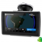 "IPUM5650 5"" Resistive Screen Android 4.0 GPS Navigator with Brazil and Argentina Map - Black"