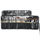 MAKE-UP for YOUR Cosmetic Makeup Brushes Set - Wheat (24PCS)