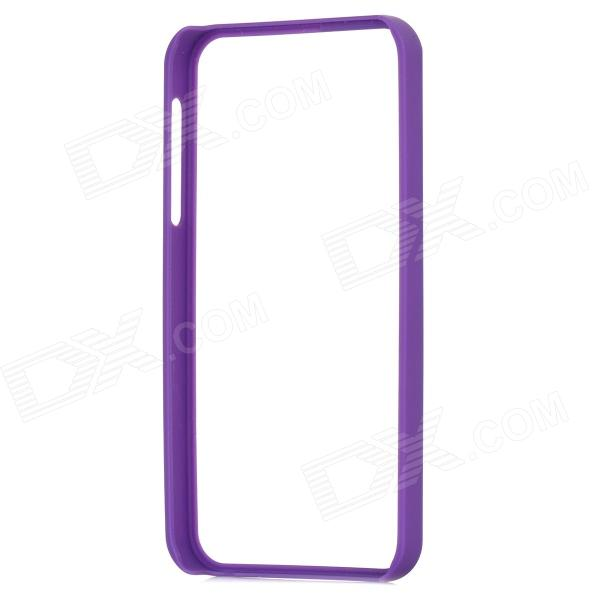 Protective Plastic Bumper Frame for Iphone 5 - Purple стоимость