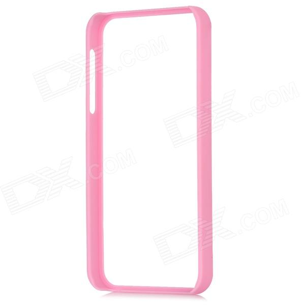 Protective Plastic Bumper Frame for Iphone 5 - Pink стоимость