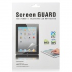 Protective Clear Screen Protector Guard Film for iPad 2 / The New iPad / iPad 4