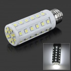 E26 9.6W 624lm 6500K 48 x 5050 SMD LED White Light Bulb - White (85~265V)
