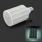 E26 24W 1740lm 6500K 348 x 3528 SMD LED White Light Bulb - White (85~265V)