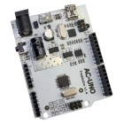 DIY AC UNO ATmega328P Development Board - White + Black