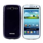 NOHON External 5100mAh Power Battery Back Case + 2100mAh Battery for Samsung Galaxy S3 i9300 - Blue