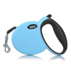 Retractable Pet Dog Leash w/ Control Button - Blue (3M)