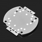 100W 9000LM 3050K Warm White Light 10*10 LED Plate Module (33~35V)