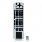 RC12 Mini 2.4GHz 77-Key Wireless Air Mouse + Keyboard Combo (3 x AAA)