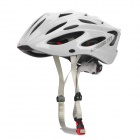 LIMAR 777 Cycling Road Bike PC + EPS Helm w / Insect Net + Dial Anti-Clockwise - White