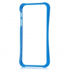 Newtons Protective Plastic Frame Case for Iphone 5 - Blue