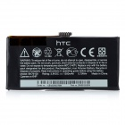 Replacement 3.8V 1500mAh Built-in Li-ion Battery for HTC ONE V - Black