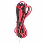 FLUKE TL10 Replacement Test Lead Cable Set - Black + Red (2 PCS / 120cm)