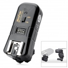 NiceFoto 3-in-1 2.4GHz Wireless Remote Flash Trigger w/ Umbrella Holder for Nikon DSLRs (2 x AAA)