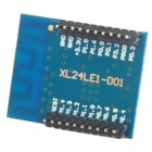 DIY 2.4GHz High Speed Wireless Transmission Module - Blue